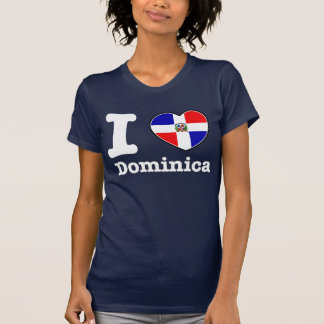 I love the Dominican republic T-Shirt