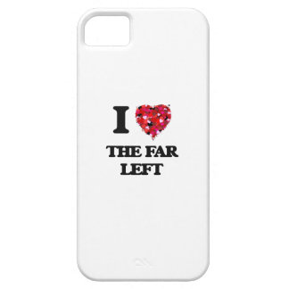I love The Far Left iPhone 5 Covers