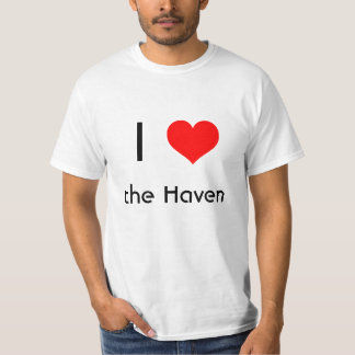 I love the Haven Tee Shirt