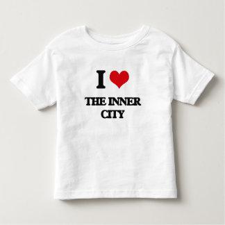 I Love The Inner City T-shirts