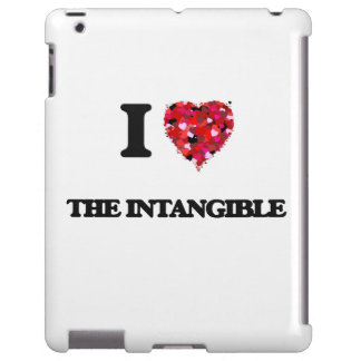 I love The Intangible iPad Case