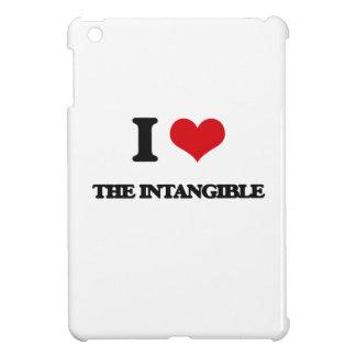 I Love The Intangible iPad Mini Cover