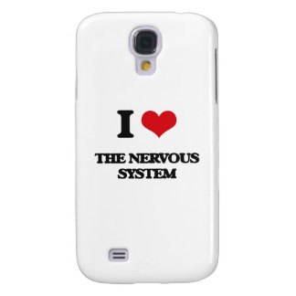 I Love The Nervous System Galaxy S4 Cover