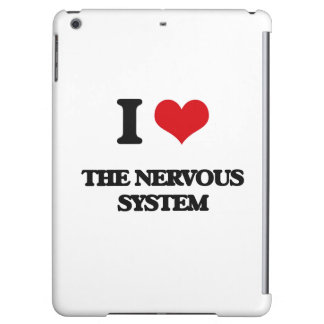 I Love The Nervous System iPad Air Cover