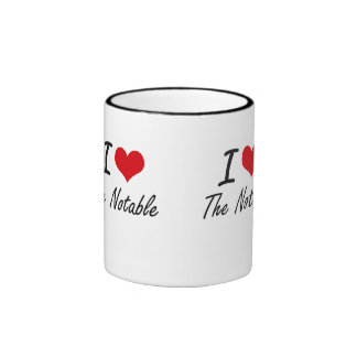 I love The Notable Ringer Mug