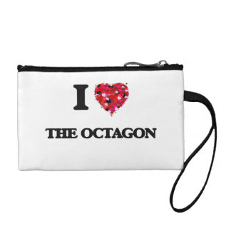 I love The Octagon Coin Wallets