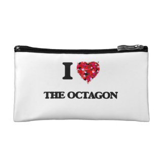 I love The Octagon Cosmetics Bags