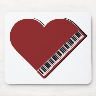 I love the Piano Mousepads