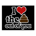 I love the poop out of you