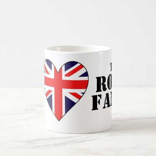 I Love the Royal Family Mug