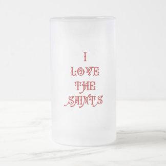 I love The Saints Mug