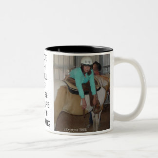 I LOVE THE SMELL OF HORSE MANURE IN THE MORNING MUGS
