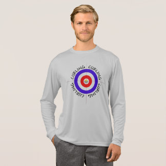 I Love the Sport of Curling Shirt