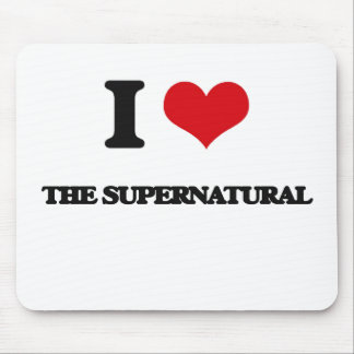 I love The Supernatural Mouse Pad