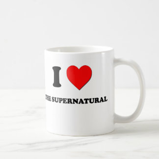 I love The Supernatural Mugs