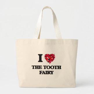 I love The Tooth Fairy Jumbo Tote Bag