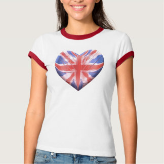 I Love the UK! T-Shirt