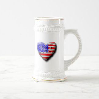 I love The USA 18 Oz Beer Stein