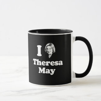I Love Theresa - Bust - -  Mug