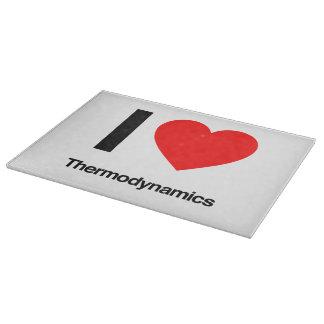 i love thermodynamics cutting boards