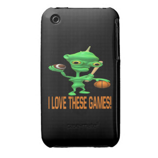 I Love These Games iPhone 3 Case-Mate Case