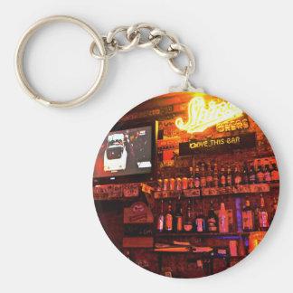 I Love This Bar Keychains