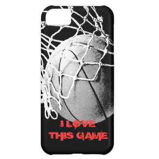 I Love This Game - Basketball iPhone 5 Cover