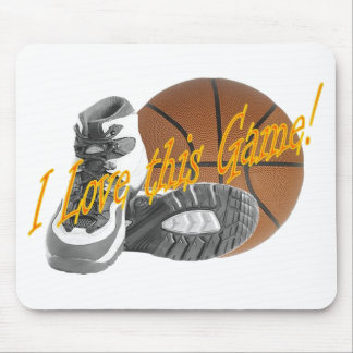 I love this game mouse mat