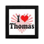 I love Thomas Gift Box
