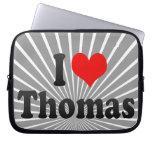I love Thomas Laptop Sleeve
