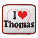 I love Thomas MacBook Air Sleeves