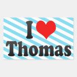 I love Thomas Stickers