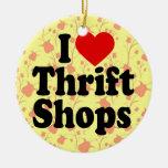 I Love Thrift Shops