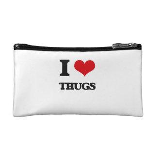 I love Thugs Makeup Bag