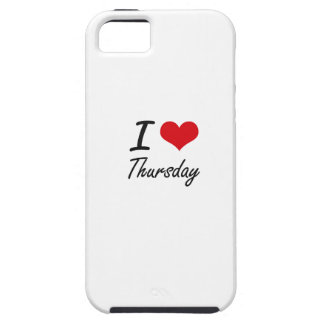 I love Thursday iPhone 5 Covers