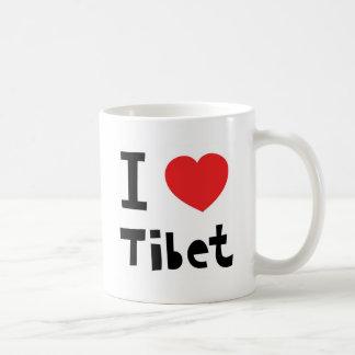 I love Tibet Coffee Mug