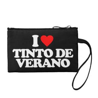 I LOVE TINTO DE VERANO COIN PURSE