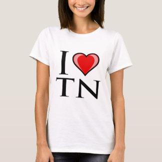 I Love TN - Tennessee T-Shirt