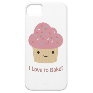I love to bake cover for iPhone 5/5S