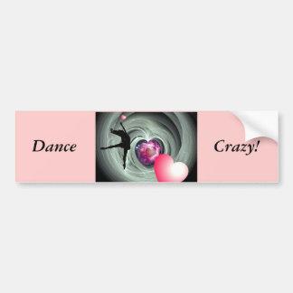 I Love To Dance! Bumper Sticker