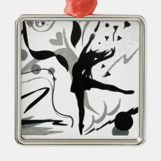 I Love To Dance! Christmas Ornament