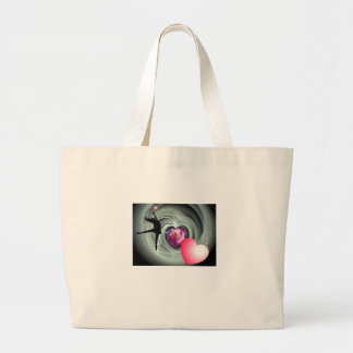 I Love To Dance! Large Tote Bag