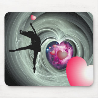 I Love To Dance! Mouse Mat