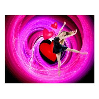I Love To Dance! Postcards