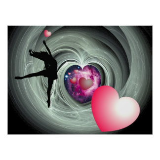 I Love To Dance! Poster