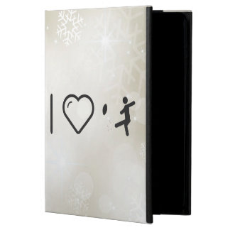 I Love To Kicks Cover For iPad Air