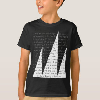 I Love To See The Temple T-Shirt