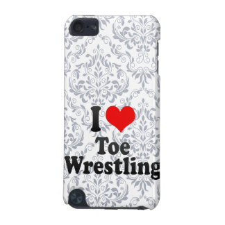 I love Toe Wrestling iPod Touch 5G Covers