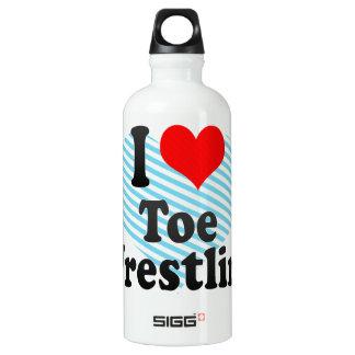 I love Toe Wrestling SIGG Traveller 0.6L Water Bottle