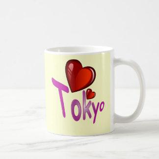 I Love Tokyo! Coffee Mug